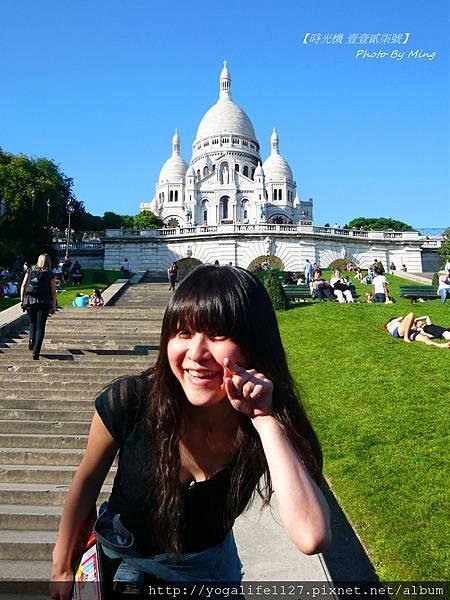 巴黎-特寫白教堂11