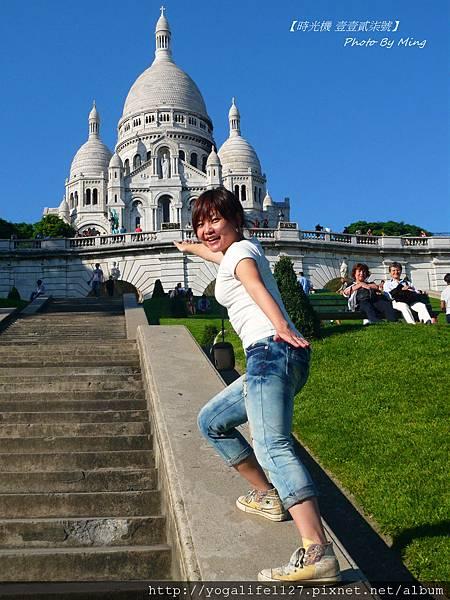 巴黎-特寫白教堂12