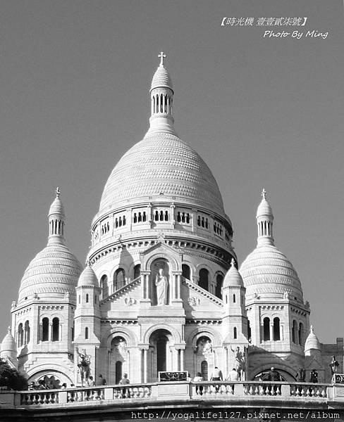 巴黎-特寫白教堂13