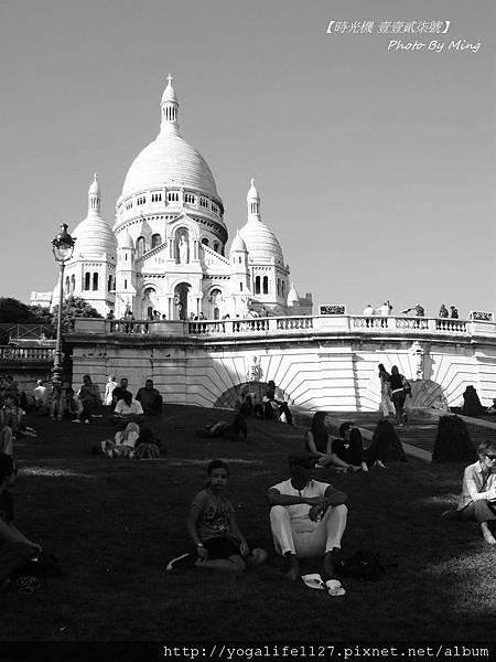 巴黎-特寫白教堂14