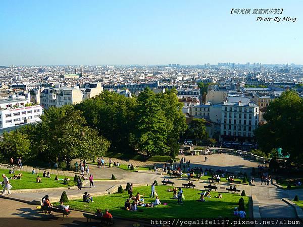 巴黎-特寫白教堂15