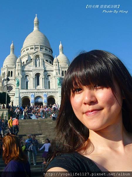 巴黎-特寫白教堂16