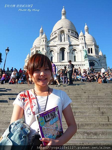 巴黎-特寫白教堂18