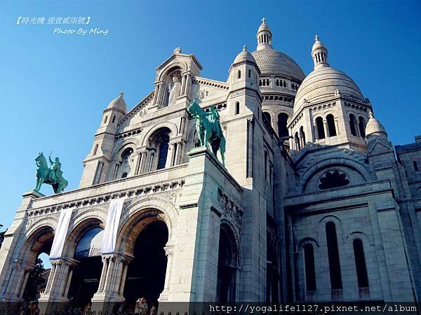 巴黎-特寫白教堂19