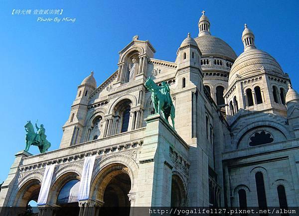 巴黎-特寫白教堂21