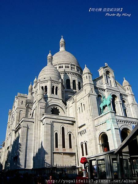 巴黎-特寫白教堂24