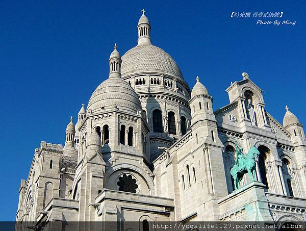 巴黎-特寫白教堂25