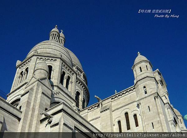 巴黎-特寫白教堂29