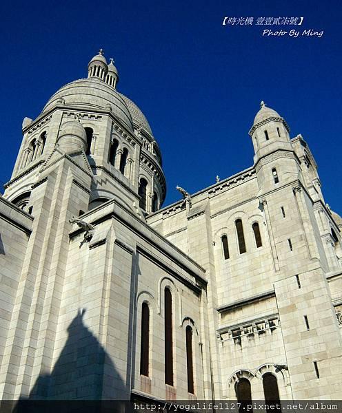 巴黎-特寫白教堂30