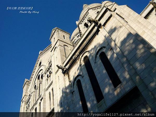 巴黎-特寫白教堂31