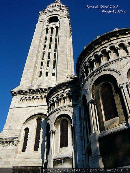 巴黎-特寫白教堂32