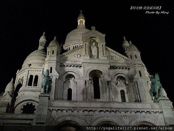 巴黎-特寫白教堂33