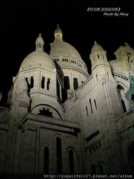 巴黎-特寫白教堂34