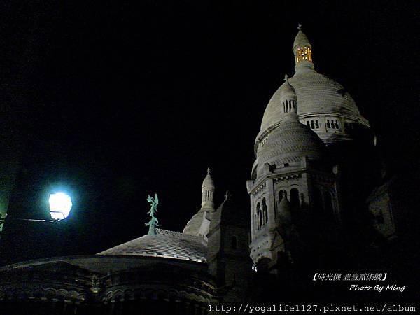 巴黎-特寫白教堂36