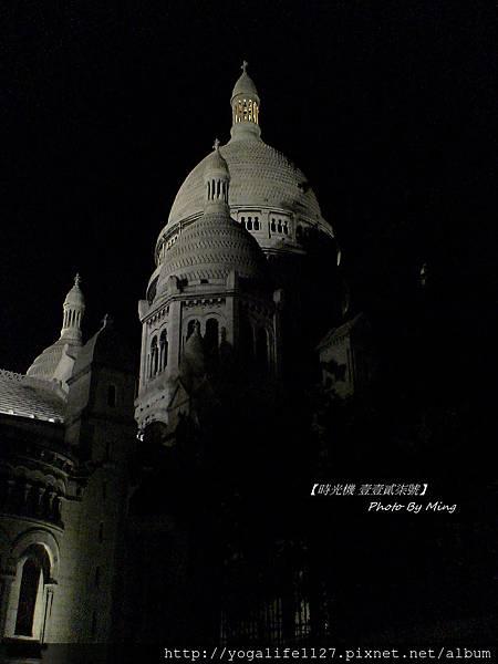 巴黎-特寫白教堂37
