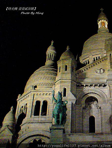 巴黎-特寫白教堂38