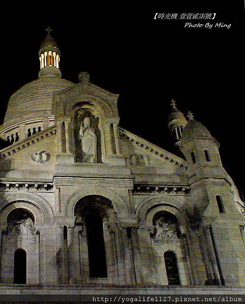 巴黎-特寫白教堂39