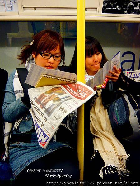 倫敦地鐵01