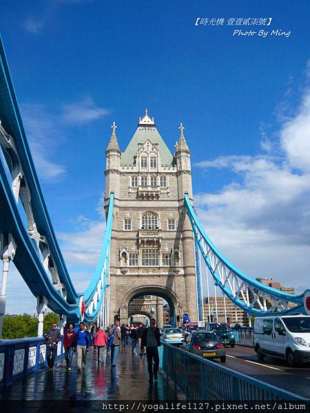 倫敦鐵橋10