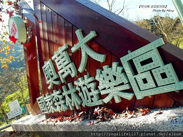 中台灣。奧萬大07