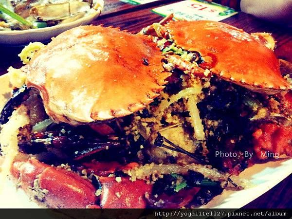 HK 避風塘炒蟹1