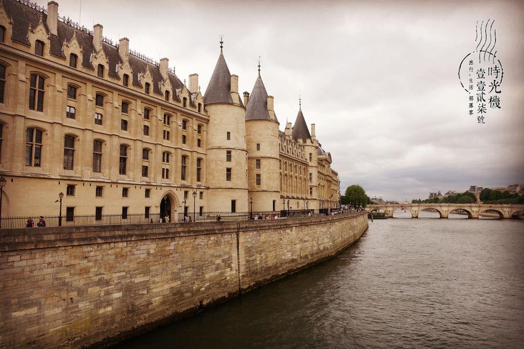 巴黎古監獄 (4).JPG