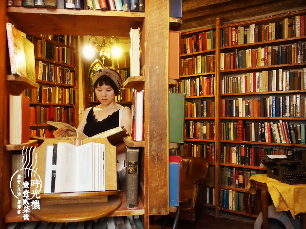 莎士比亞書店 (19).JPG