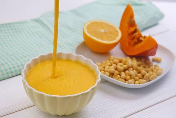 3.7南瓜柳橙豆浆.JPG