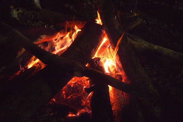087. 營火旁取暖.JPG