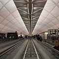 20121206-003. 轉機第一站,香港機場