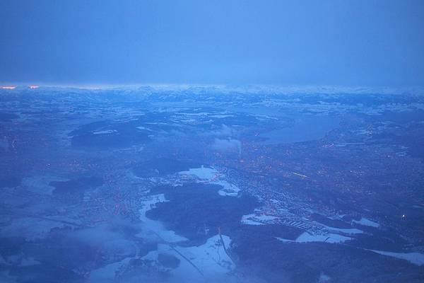 20121207-006. 不知道是不是阿爾卑斯山