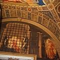 20121207-030. 聖彼得從獄中逃脫(拉斐爾作畫的艾略多室)