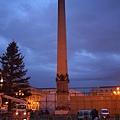 20121207-040. 方尖碑是古埃及異教崇拜太陽神的象徵