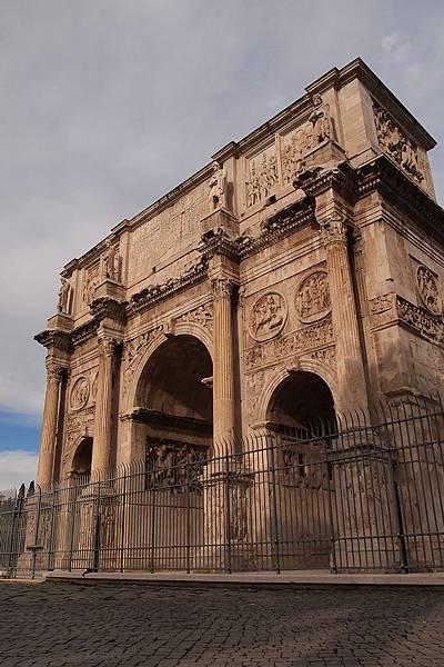 20121208-029. 君士坦丁拱門