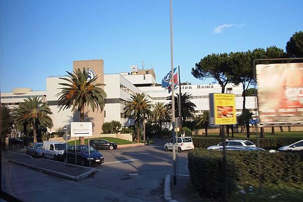 20121209-003. Sheraton Roma