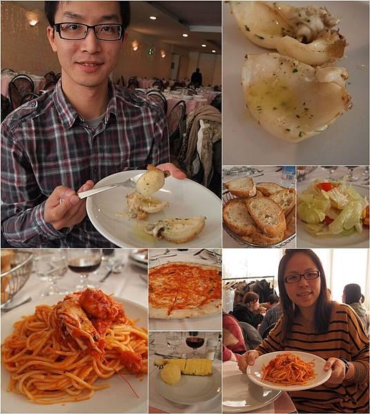 20121209-005. 義式海鮮餐