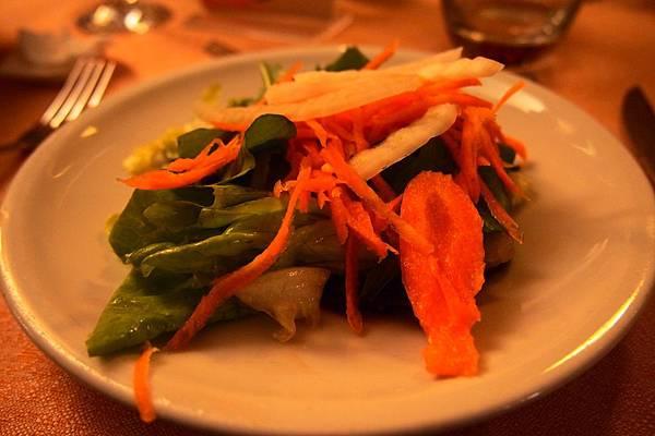 20121211-033. 義大利的生菜我不愛