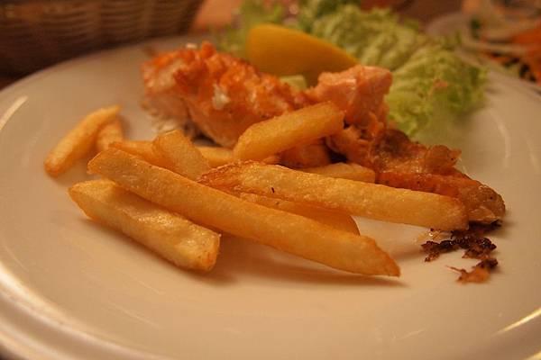 20121211-034. 主菜鮭魚