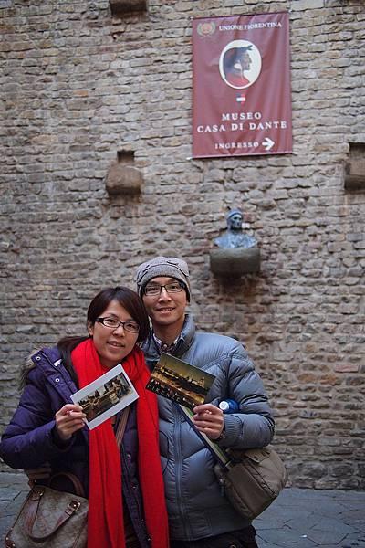 20121212-045. 又買了兩張明信片