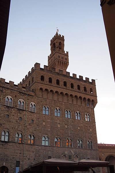 20121212-043. 執政宮,是佛羅倫斯共和國市議會的所在地