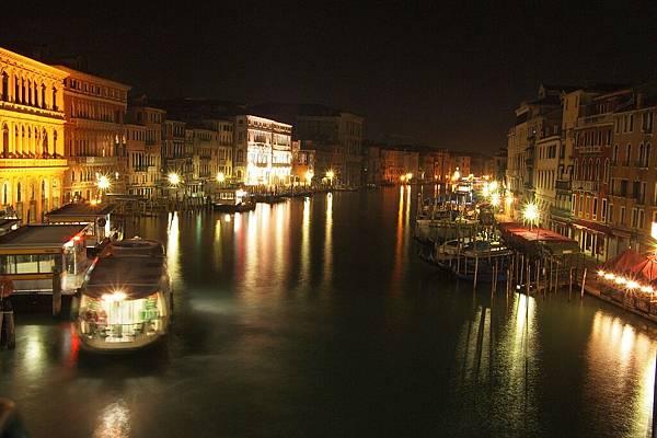 20121212-074. 威尼斯夜景