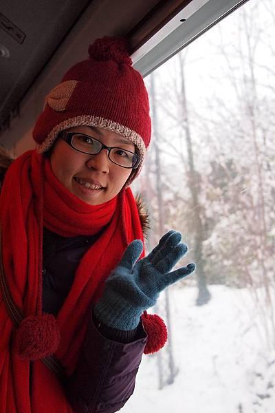 20121214-046. 生平第一次看到雪景