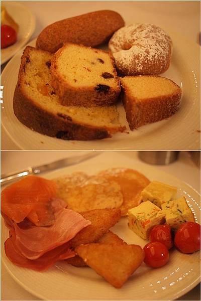 20121215-003. 豐盛的五星早餐