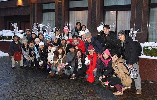 20121215-007. 1206蜜月團大合照(團員提供)