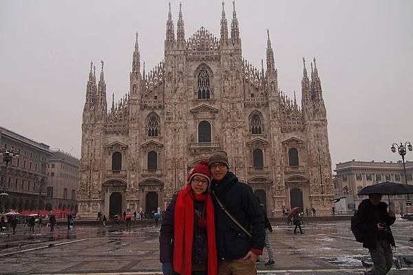 20121215-015. 米蘭大教堂