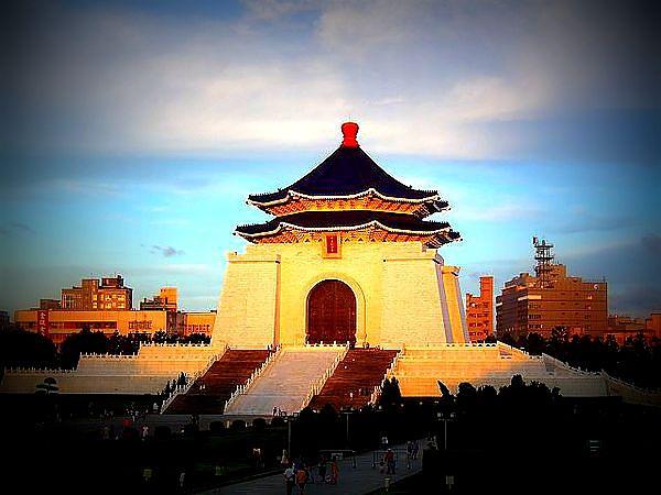 中正紀念堂LOMO.jpg