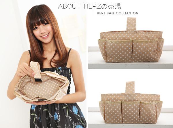 日系VIVI風幸福袋中袋