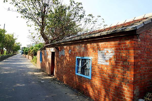 農村磚瓦房