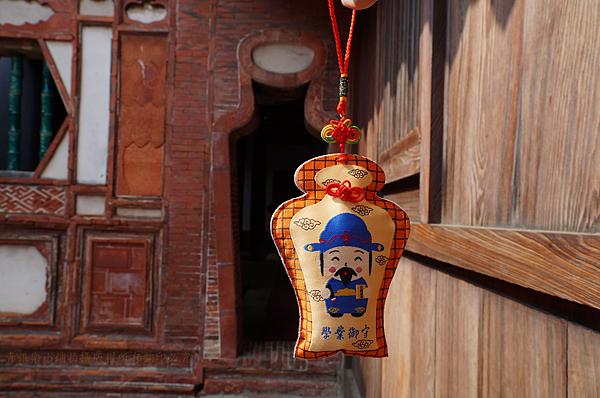 花瓶門與寶瓶安御守