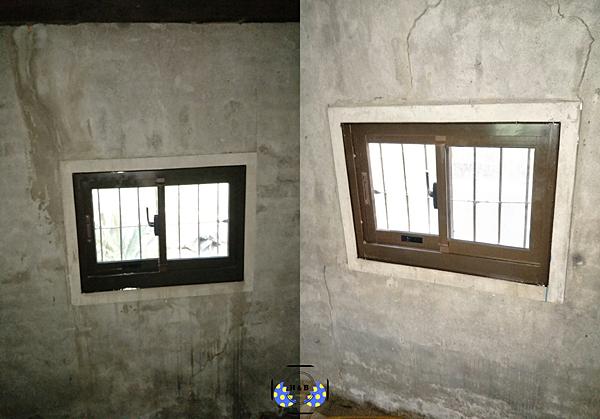 孵化BAR:復古窗(施工)